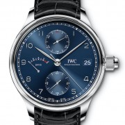 "Introducing the IWC Portugieser Monopusher Chrono ""Laureus Sport for Good"""