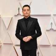 2020 Oscars Watch Spotting: Rami Malek wears Pasha de Cartier