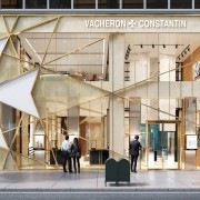 Vacheron Constantin flagship Boutique in Midtown Manhattan opens in Spring 2021