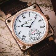 Bell & Ross Instrument de Marine collection – a tribute to the John Harrison marine clock