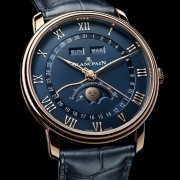 Introducing the Blancpain Villeret Blue Collection
