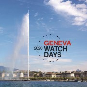 Geneva Watch Days 2020 from Apr 26 to Apr 29, 2020