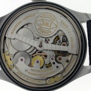 The not often seen cal. 5011 movement from the IWC Big Pilot 5002