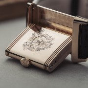Personalize a Reverso with the Jaeger-LeCoultre online engraving tool