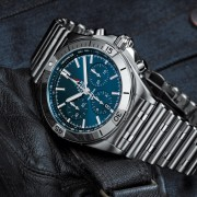 Introducing the Breitling Chronomat Collection