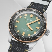 Introducing the Oris x Momotaro Divers Sixty-Five