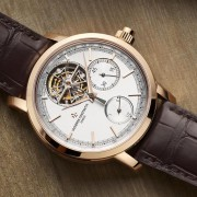 W&W 2020: Vacheron Constantin Traditionnelle Tourbillon Chronograph