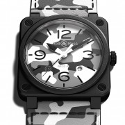 Introducing the Bell & Ross BR 03-92 White Camo