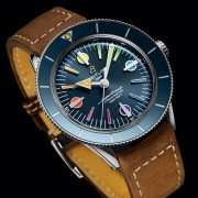 The new Breitling Rainbow Superocean Heritage '57 LE supports Healthcare Professionals
