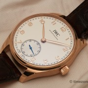 W&W 2020: Hands on with the new IWC Portugieser 2020 Collection by JESSICA & FELIPE JORDAO (Live Pics & Prices)