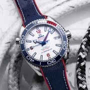Introducing the Omega Planet Ocean America's Cup