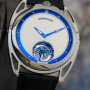 Introducing the De Bethune DB28XP Tourbillon Hi-Beat