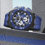Presenting three new Audemars Piguet Royal Oak Offshore in Black Ceramic