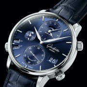 Introducing the Glashutte Original Senator Cosmopolite Midnight Blue