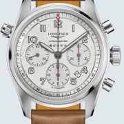 Introducing the Longines Spirit Chronograph