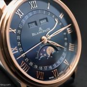 Hands-on: Blancpain Villeret Ultra Plat 6651-3640 & Villeret Quantieme Complet 6654-3640