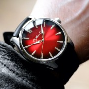 Introducing the H. Moser Pioneer Center Seconds Swiss Mad Red