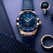 Introducing the OMEGA Constellation 41 Collection