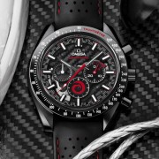 Introducing the Omega Speedmaster Dark Side of the Moon ALINGHI