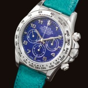 Rolex Daytona lapis lazuli ref. 16516 achieves $3.2M at Sotheby's