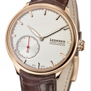 Introducing the Bernhard Lederer Central Impulse Chronometer