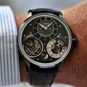 GWD 2020: Czapek Place Vendôme Tourbillon Dark Matter