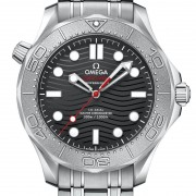 Introducing the Omega Seamaster Diver 300M Nekton