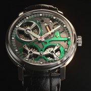 Introducing the Accutron Spaceview 2020 – World's First Electrostatic Energy Movement
