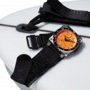 Introducing the Bell & Ross BR 03-92 Diver Orange