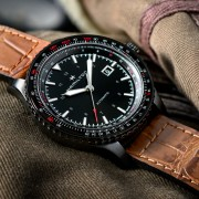 Introducing the Hamilton Khaki Aviation Converter – a slide rule for under $1,500