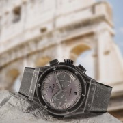 Introducing the Hublot Classic fusion Chronograph Boutique Roma