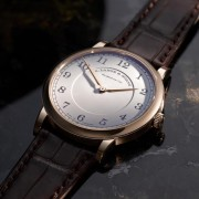 Introducing the A. Lange & Sohne 1815 Thin Honeygold Homage to F. A. Lange