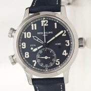 Introducing the Patek Philippe Calatravel Pilot TravelTime, Ref. 7234G-001