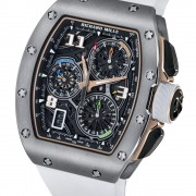 Introducing the Richard Mille RM 72-01 Lifestyle In-House Chronograph