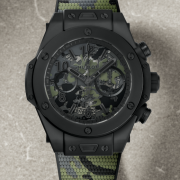 Introducing the Hublot Big Bang Camo Yohji Yamamoto