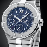 Introducing the Chopard Alpine Eagle XL Chronograph