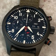 Newest to the collection – IWC Top Gun SFTI Edition