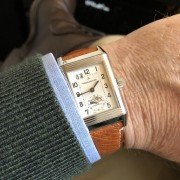 My Jaeger-LeCoultre Reverso. Just because