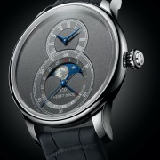 Introducing the Jaquet Droz Grande Seconde Moon Anthracite