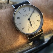 30 years of German unification today. So let's see some post-1990 German watches!
