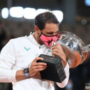 Rafael Nadal dominates 2020 French Open wearing $1M lucky charm – RM27-04