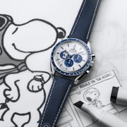 "The Beagle is Back: Omega Speedmaster ""Silver Snoopy Award"" 50th Anniversary"