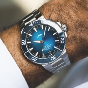 Introducing the Oris Aquis Date w/ 10 Days Power Reserve