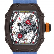 Introducing the Richard Mille RM 27-04 Tourbillon Rafael Nadal