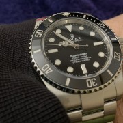 Got the call from my AD yesterday – new Rolex 41mm no-date Sub