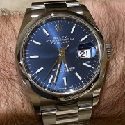 Incoming – Rolex Datejust 36mm Simplicity