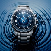Introducing the Jaeger-LeCoultre Polaris Mariner Memovox