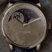 Introducing the Arnold & Son Perpetual Moon Obsidian