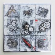 Hublot Big Bang Designer Mijat's artwork