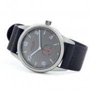 A new NOMOS Club – matte dial and hardened case